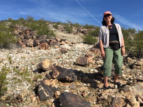 marylou hiking quail trail