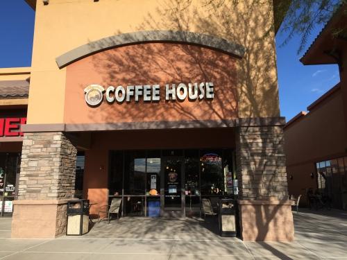 coffee shop gold canyon