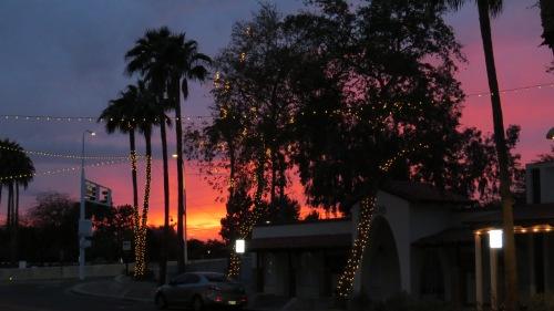 sunset dave