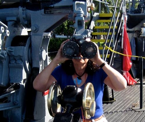 pearl harbor binoculars