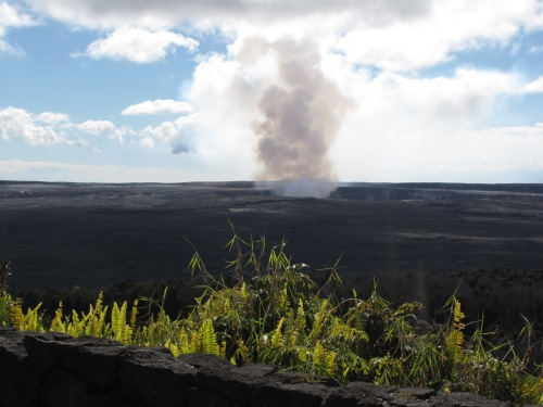 volcanoes national park- big island hawaii