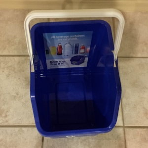 recycle everywhere bin