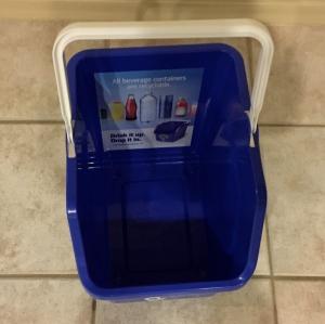 recycle everywhere bin