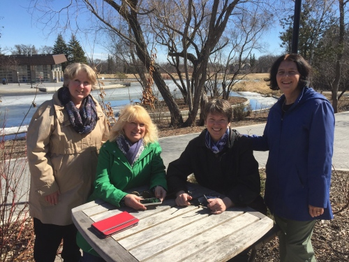 t-4 assiniboine park pond