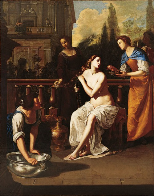 Bathsheba by Artemisia Gentilesc