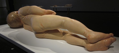 ron mueck the girl