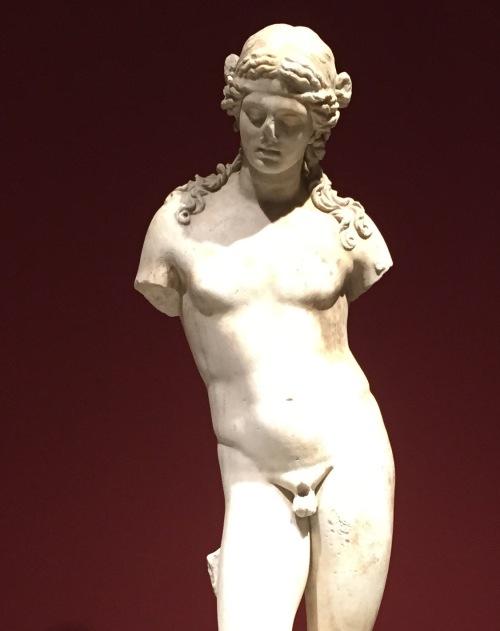Dionysus Olympus Exhibit Winnipeg Art Gallery