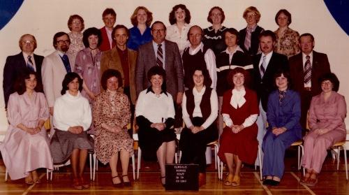 elmdale school staff