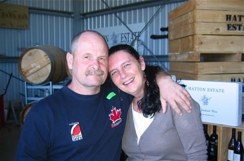 hatton winery