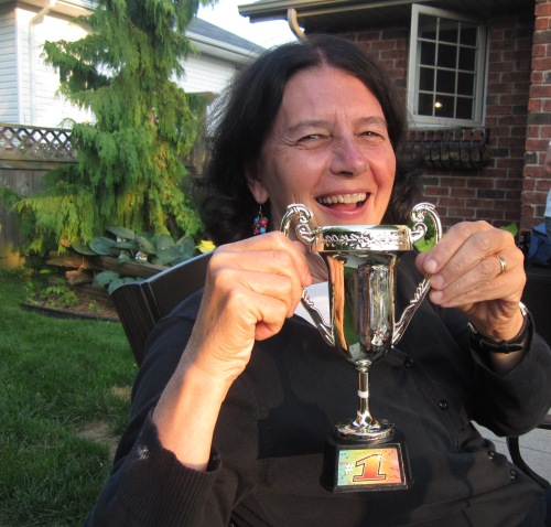 marylou trophy