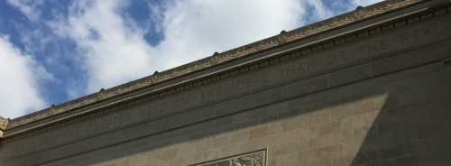 victor hugo quote on nelson atkins museum
