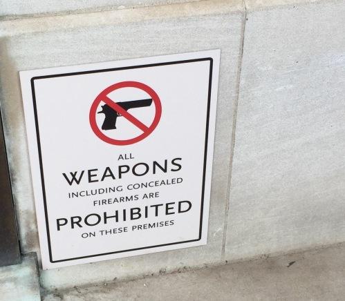 no guns kansas city museum of art