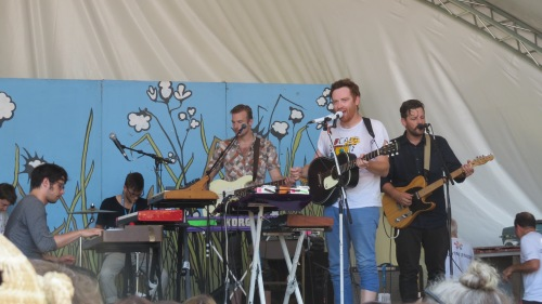 My favorite Winnipeg band Royal Canoe