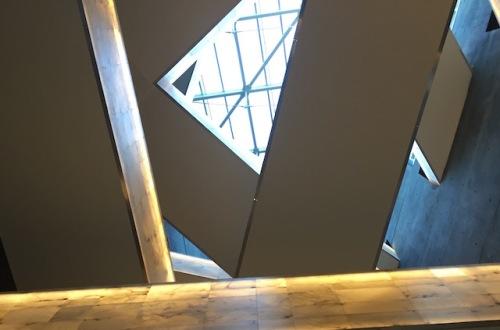 human rights museum skylight