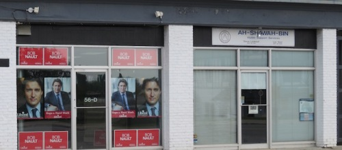 liberal-campaign-headquarters-sioux-lookout