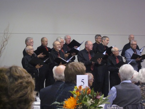 faith and life male choir