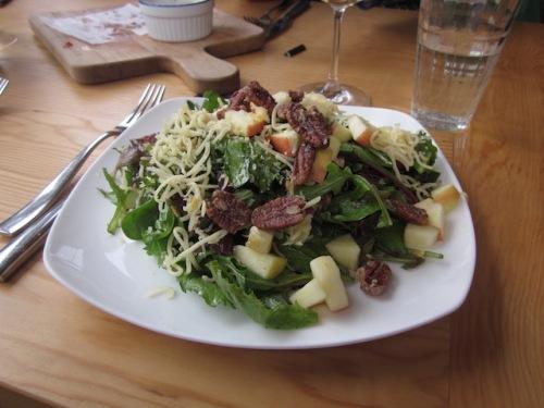 pineridge house salad