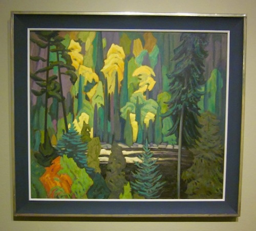agawa river lawren harris