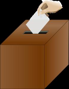ballot box photo public domain