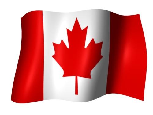 canada flag public domain
