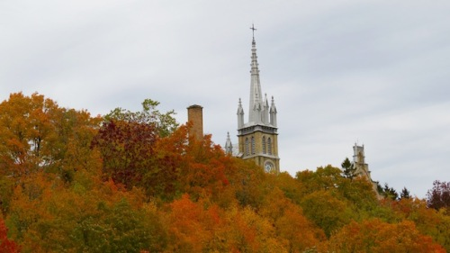 church-and-fall-trees-quebec-city