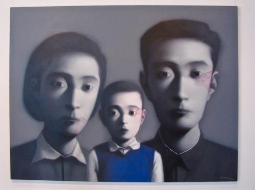 family by zhang xiaogang