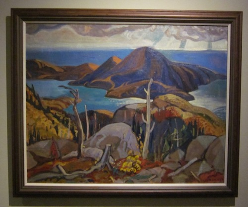 Lake Superior Arthur Lismer