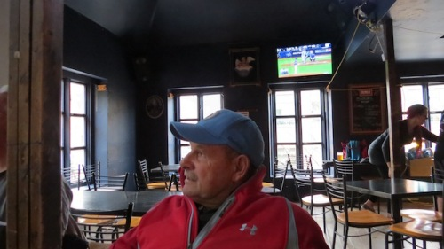 watching the jays quebec city