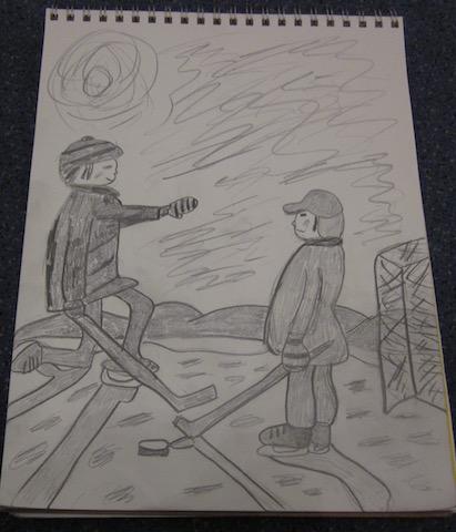 hockey-artwork