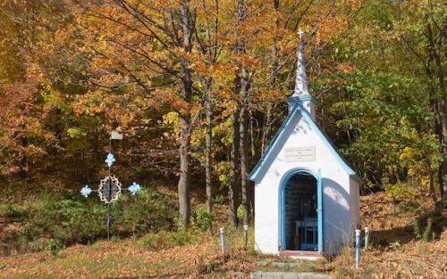 procession chapel