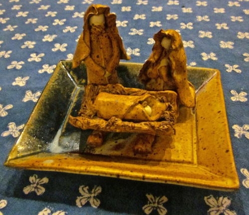 nativity scene from 10,000 villages