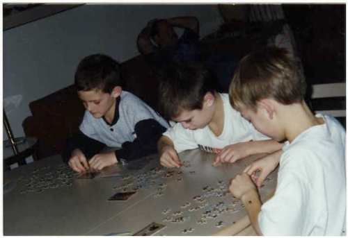 puzzling-with-cousins