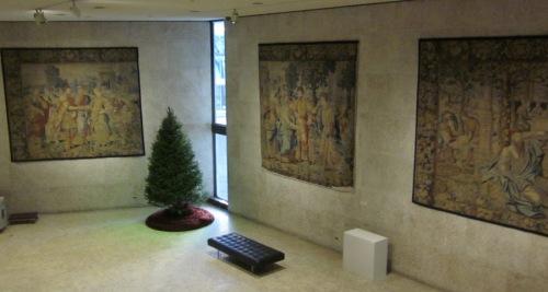 tobit tapestries winnipeg art gallery