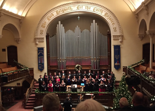 winnipeg singers christmas
