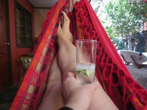 in-the-hammock