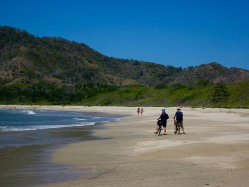 ken and dave playa grande beach