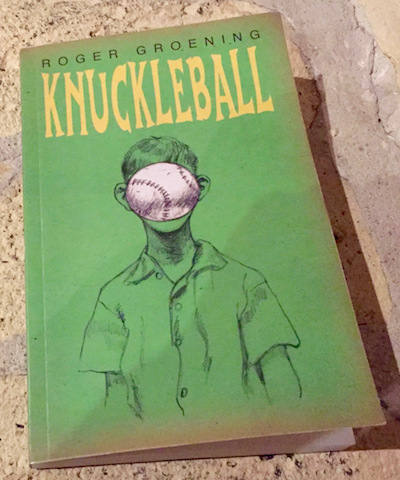 knuckle ball by roger groening