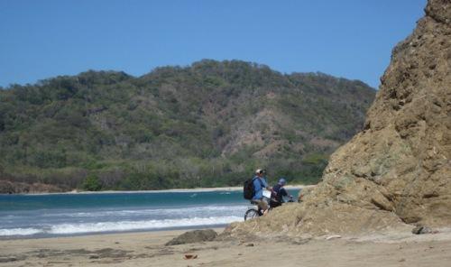 playa ventas beach costa rica