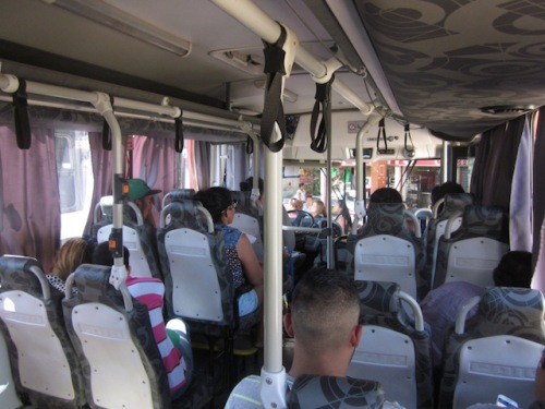public-bus-costa-roca