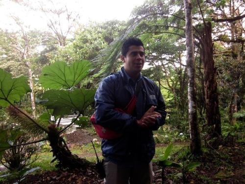 andre guide monteverde