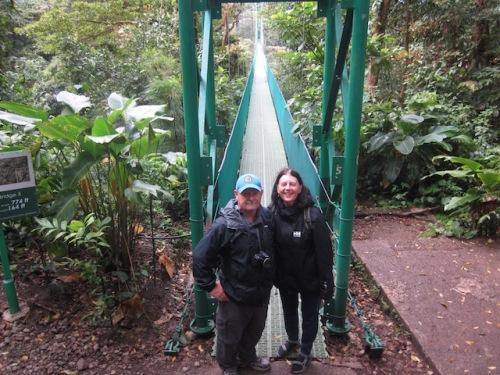 canopy walk monteverde