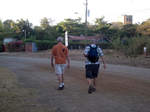 dave-and-paul-walking