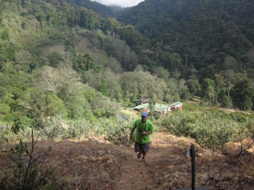 hiking in san gerado