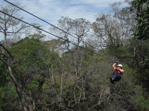 marylou ziplining in costa rica