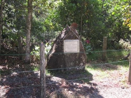 pioneer monuments