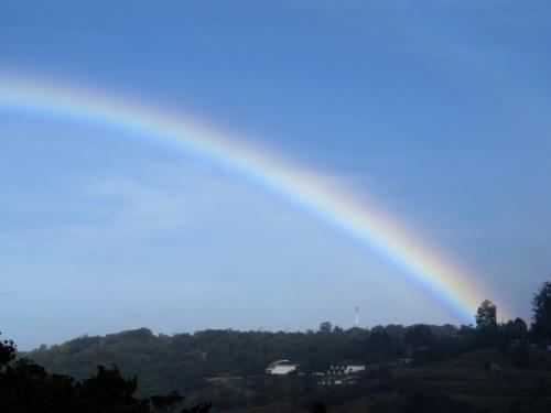 rainbow monteverde