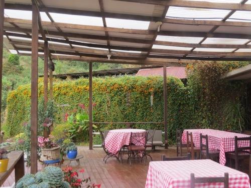 sunny patio el manatiel