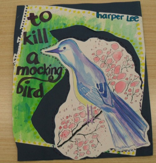 to kill a mockingbird cover 1
