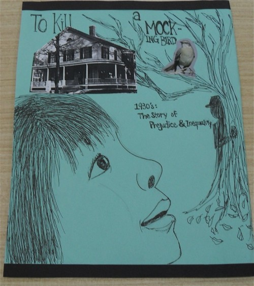 To Kill a Mockingbird cover 2