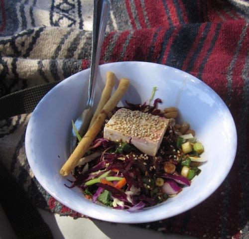 tofu-salad